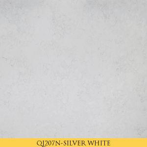 207N_Silver White