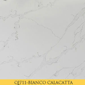 QJ711 Bianco Calacatta
