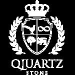 QJuartz Stone Logo Options white